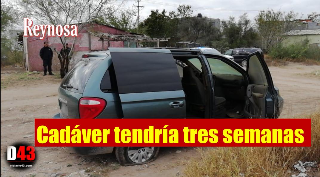 Investigan hallazgo de otro cadáver en la Nuevo México de Reynosa