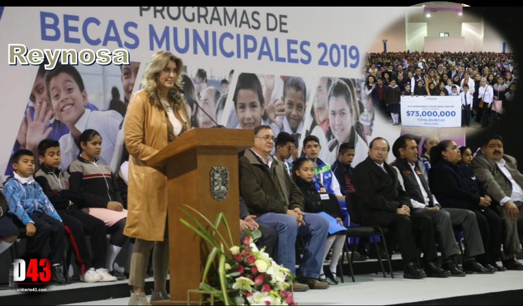Destina Gobierno de Maki Ortiz $73 millones para estudiantes