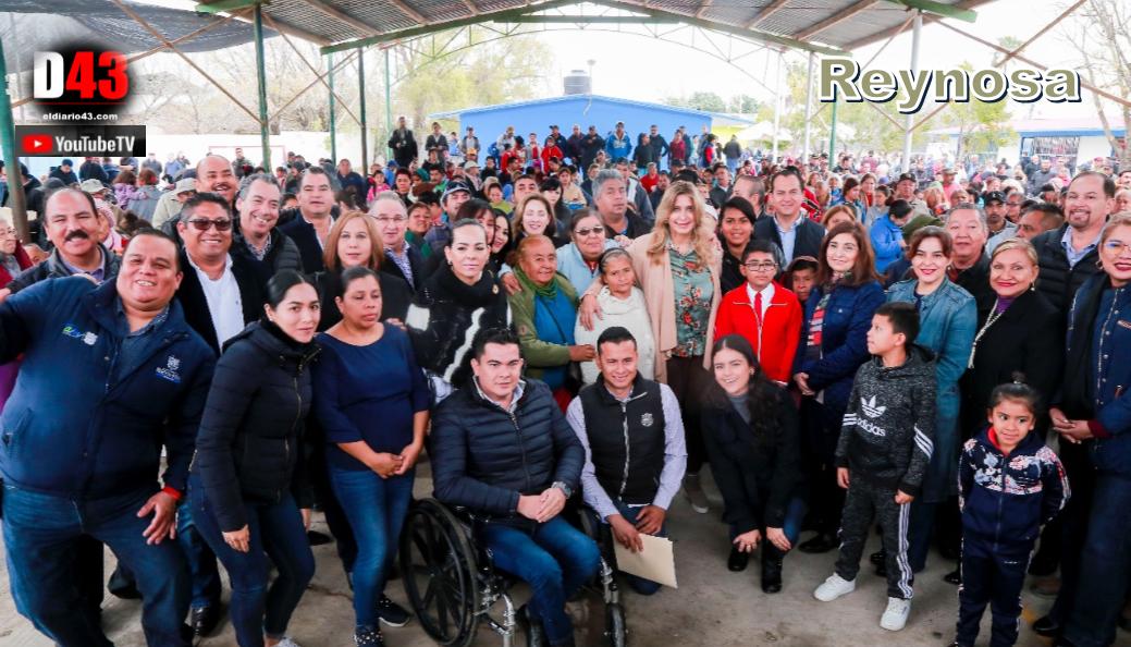 Invirtió Municipio casi 67 Millones en sector de la Pedro J. Méndez