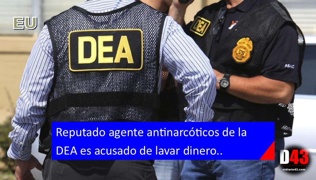 Agente de DEA se robó millones, según autoridades federales