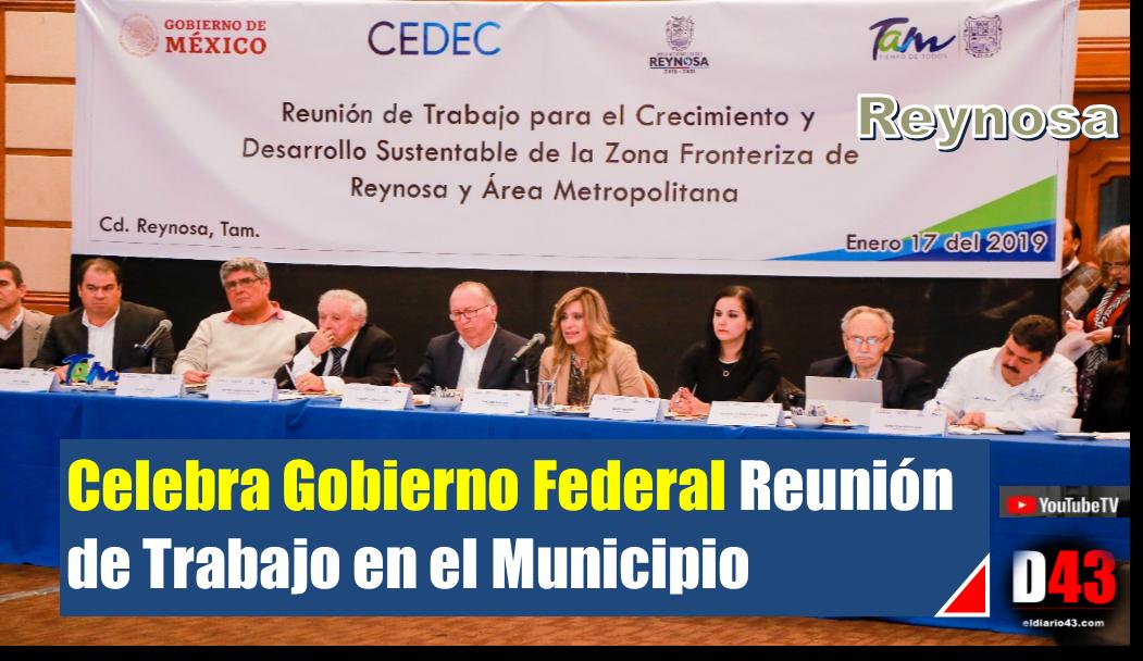 Propone Maki Ortiz proyectos para el desarrollo de Reynosa