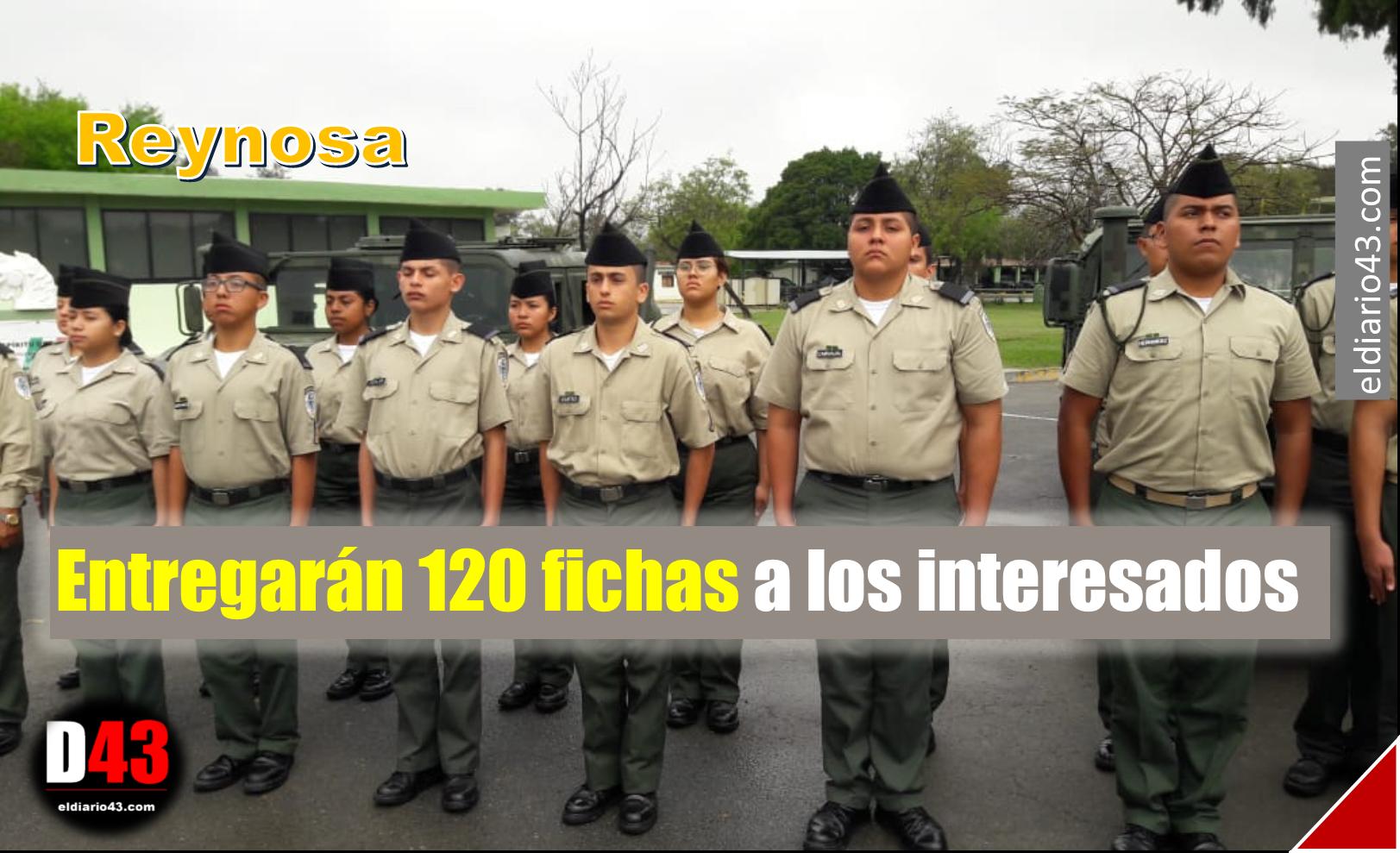 Lanzan convocatoria para bachillerato militarizado en Reynosa