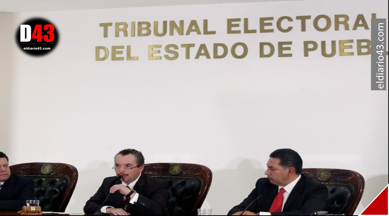 Impugnan magistrados decisión de INE de organizar elección de Puebla