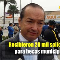 Captaron 20 mil solicitudes de becas municipales en Reynosa