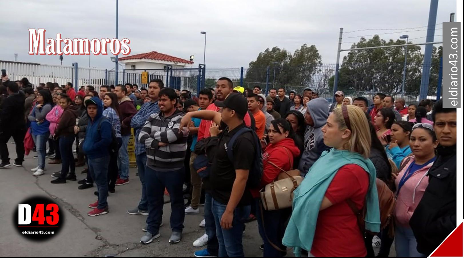 Mil 500 trabajadores despedidos por paro en maquiladoras: Index