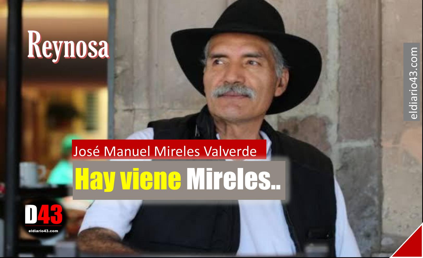 Viene a Reynosa, El exlíder de autodefensas …