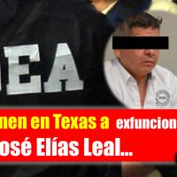 DEA captura a ex funcionario de Reynosa por narcotráfico