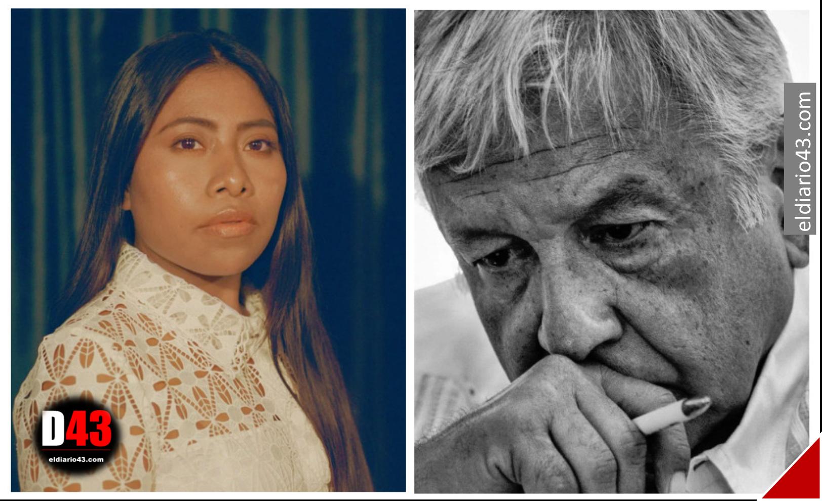 AMLO y Yalitza, entre los 100 más influyentes de 'Time'