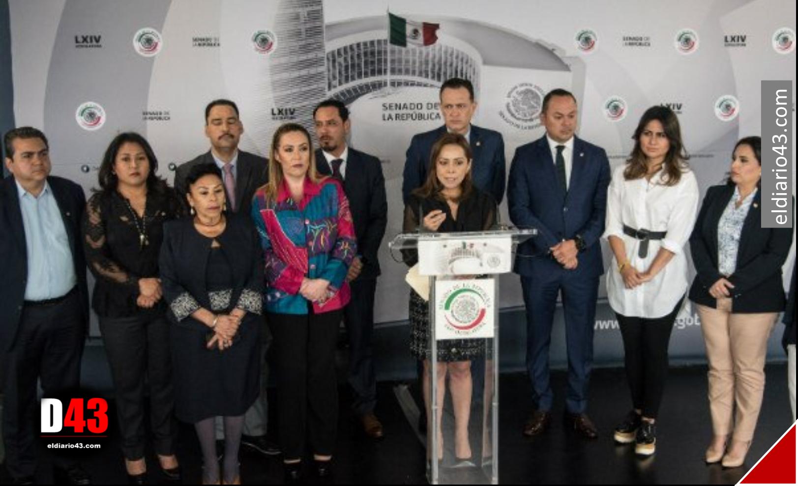 Memorándum de López Obrador viola la Constitución, acusan senadores del PAN