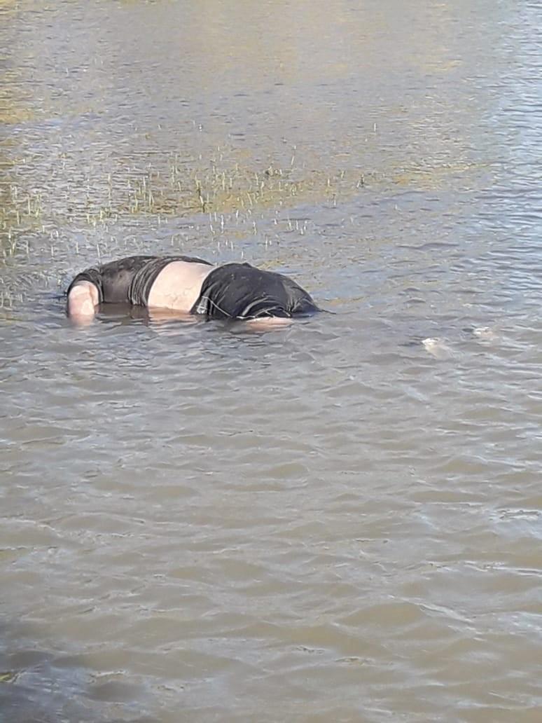 Otro Migrante pierde la vida al intentar cruzar el Río Bravo…