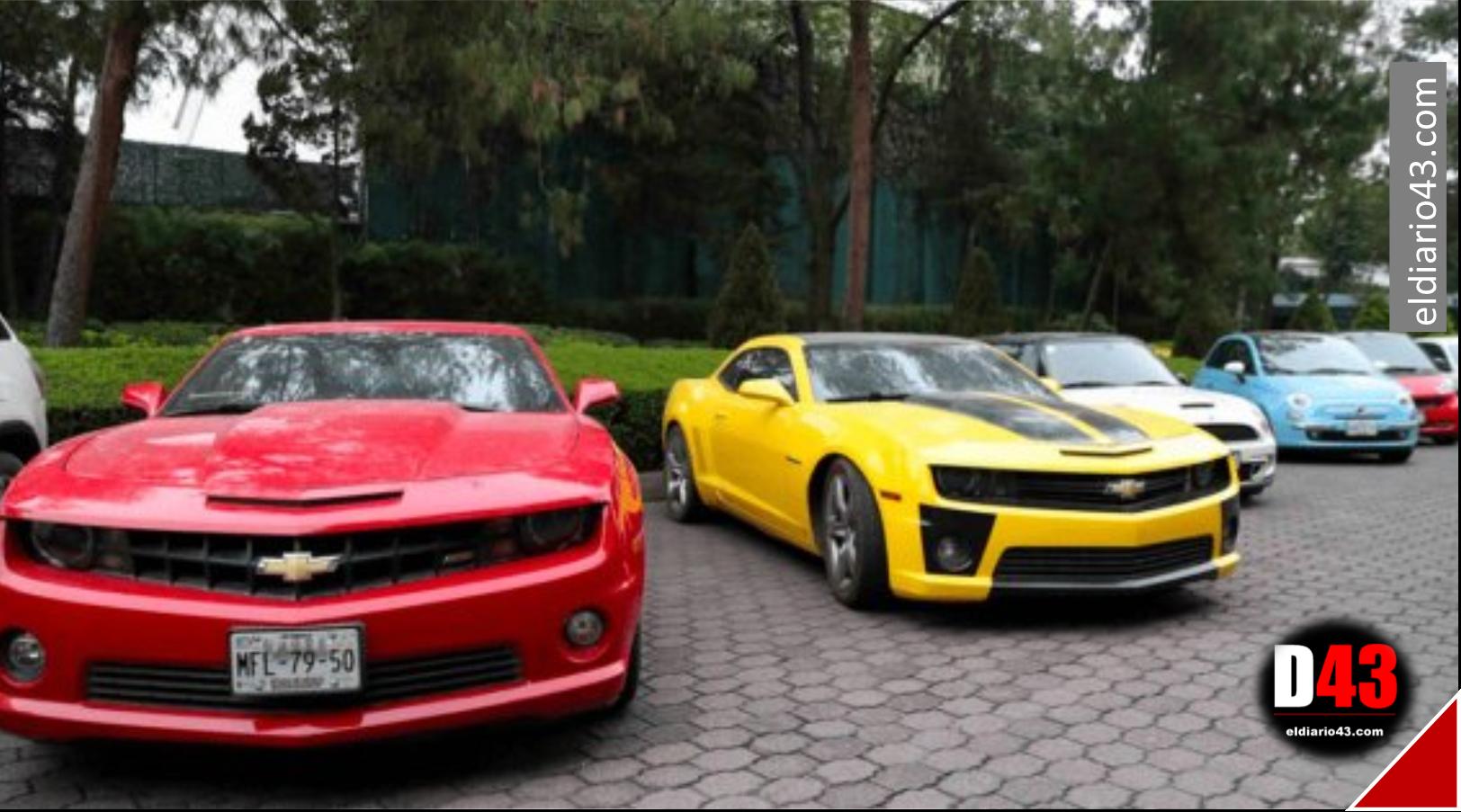 Lamborghini y residencias serán parte de subasta del Gobierno de México