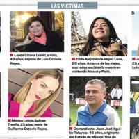 Confirman muerte de 13 personas en avión accidentado en Coahuila