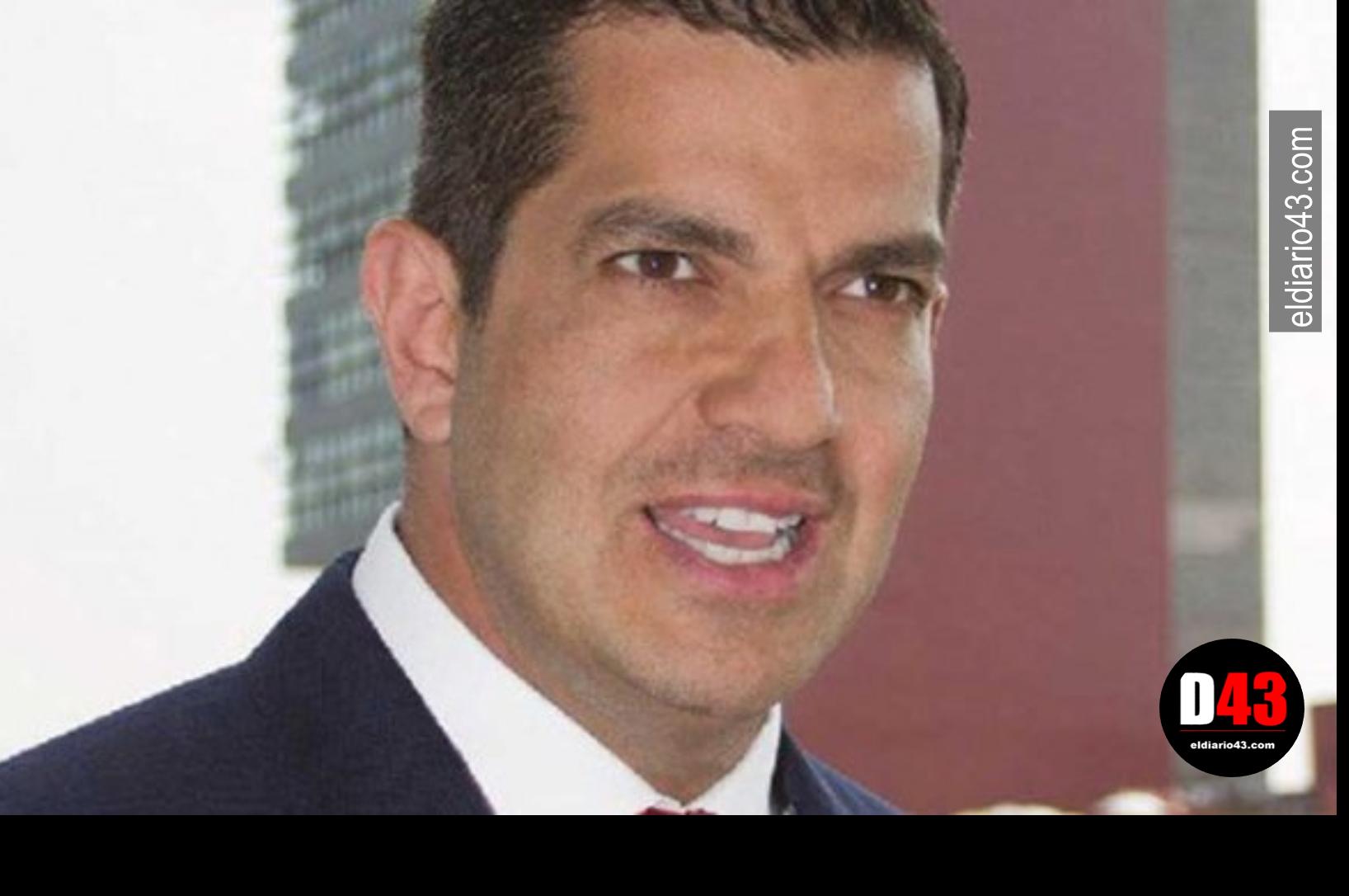 Ricardo Peralta, nuevo subsecretario de Segob