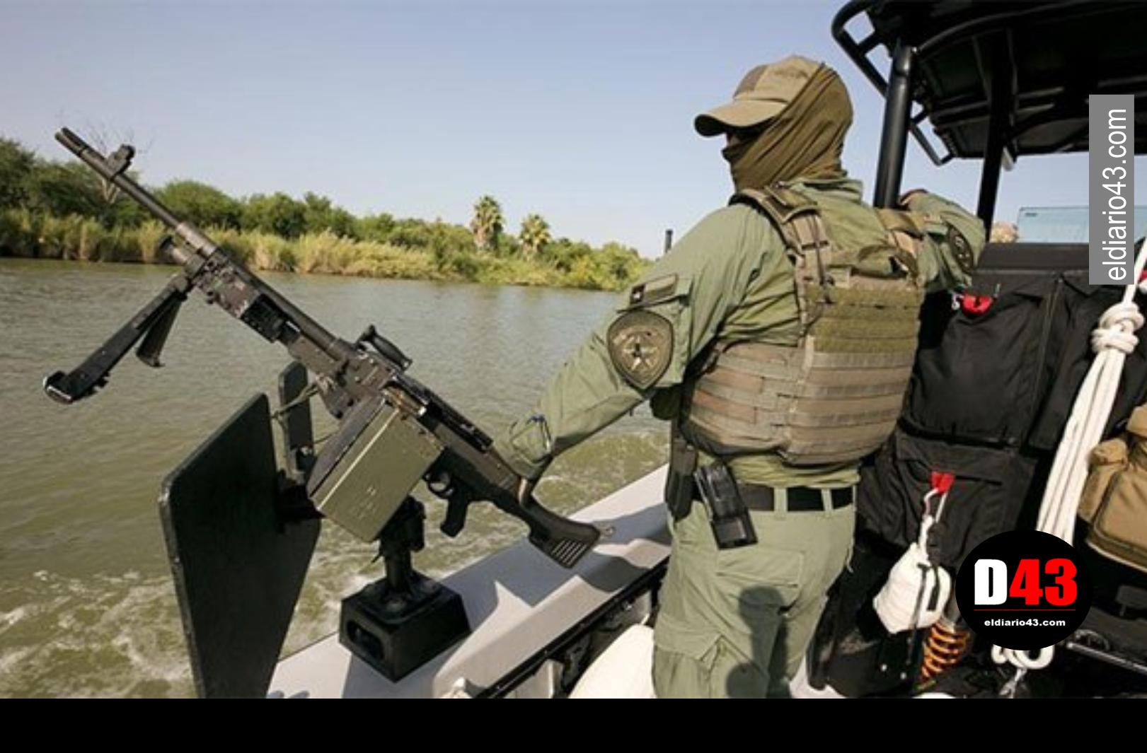 Hallan cadáveres de tres niños y una mujer en el Río Bravo