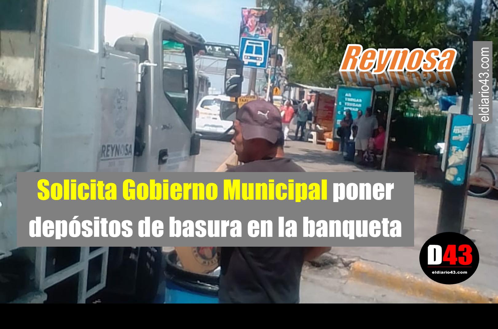 Mañana Jueves de recolección para el Sector Central: Los Doctores, Bugambilas, Sierra De la Garza, entre otras