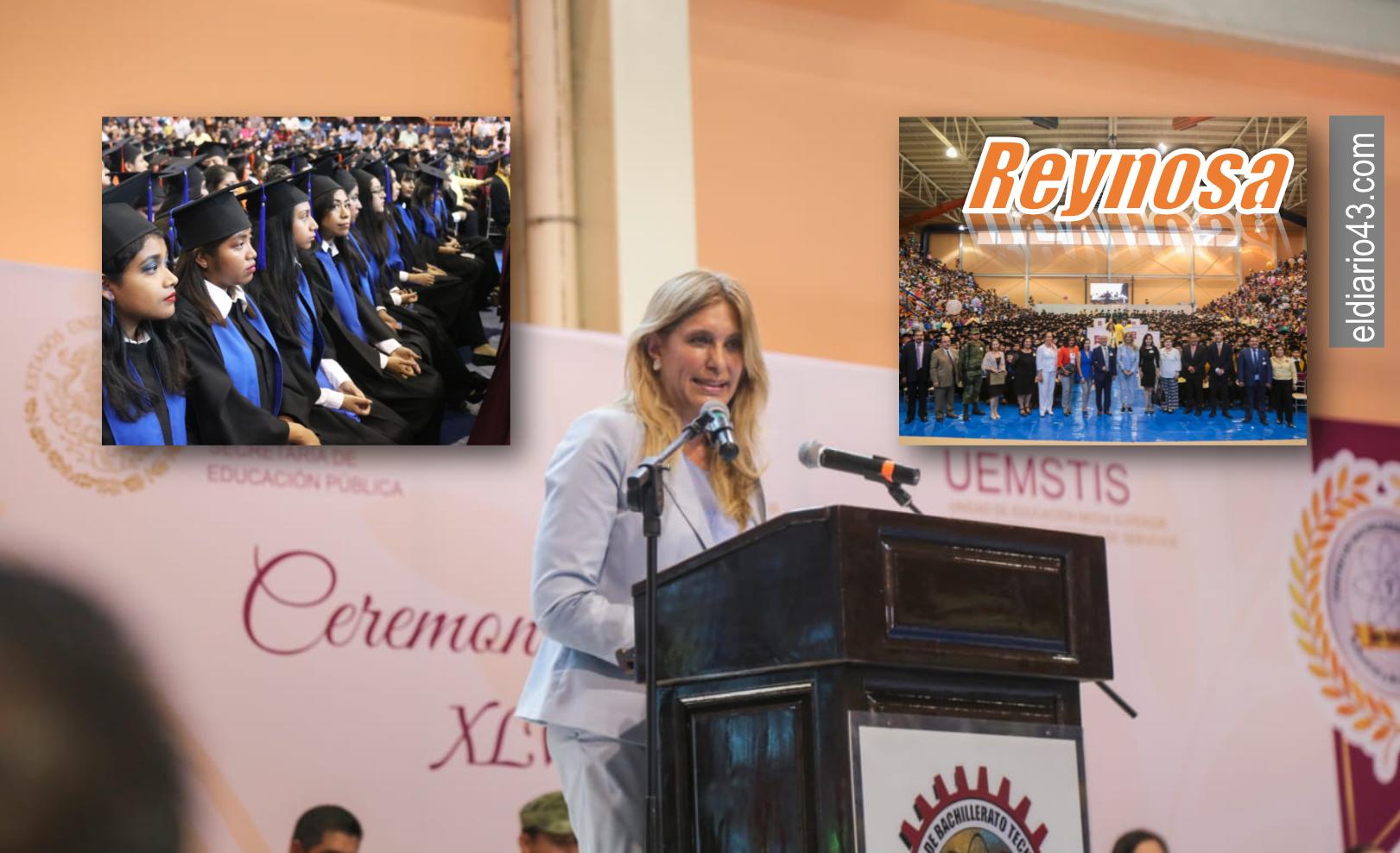 Gradúan Generación XLVI 'Maki Esther Ortiz Domínguez'
