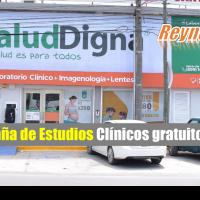 INCIA DIF REYNOSA CAMPAÑA DE ESTUDIOS CLÍNICOS GRATUITOS