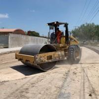 Inicia Municipio otra pavimentación en Villa Florida