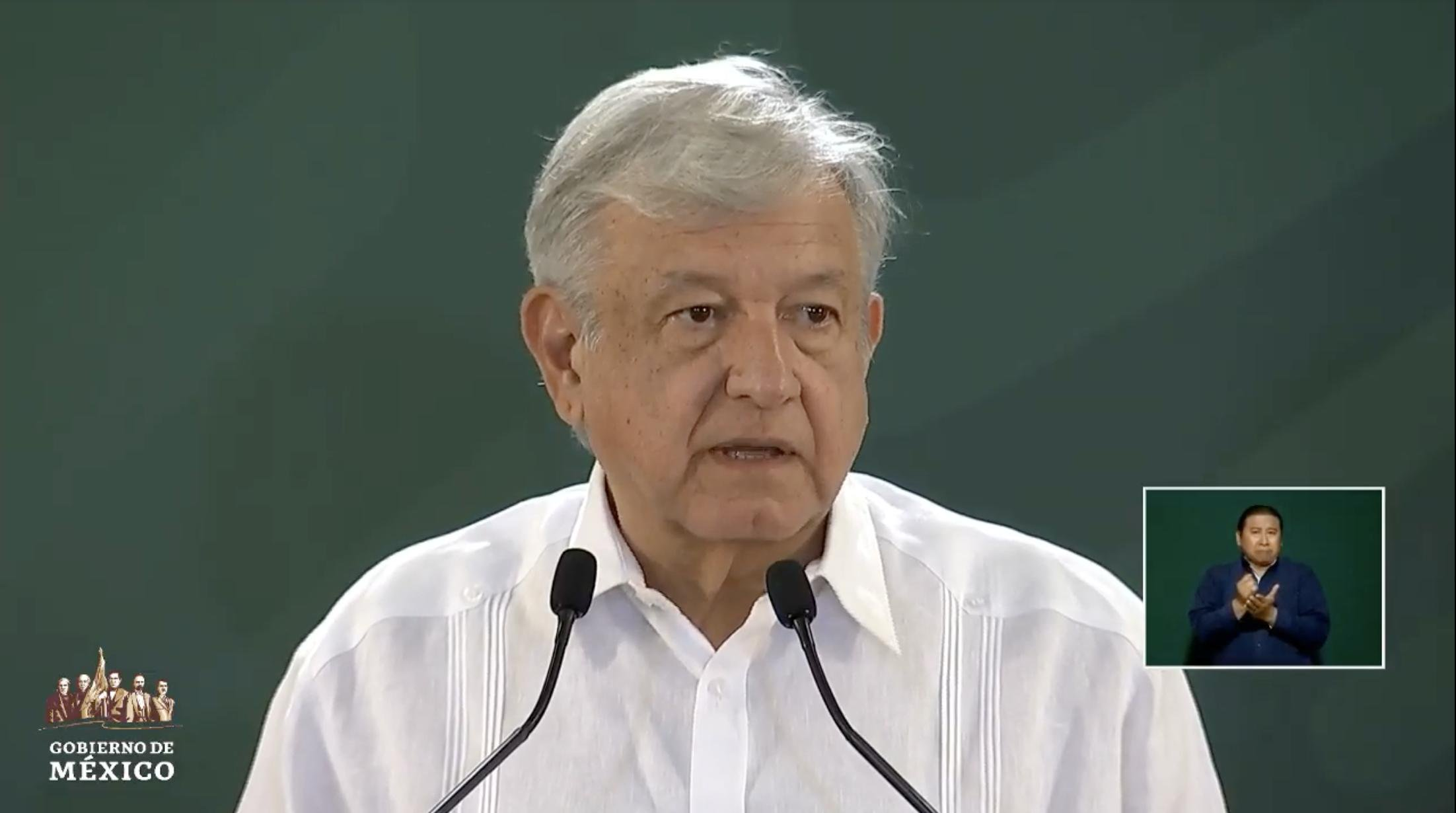 🔴 EnVivo  conferencia matutina de López Obrador