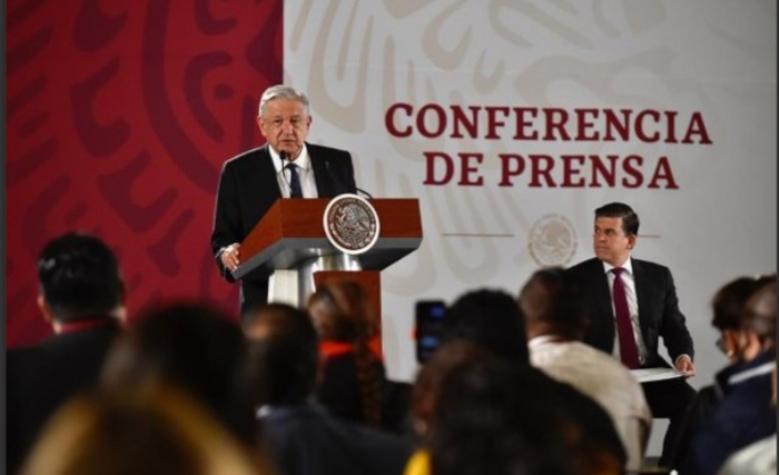 🇲🇽 Conferencia matutina de López Obrador
