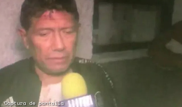 Asaltan y golpean en su domicilio a Juan Osorio