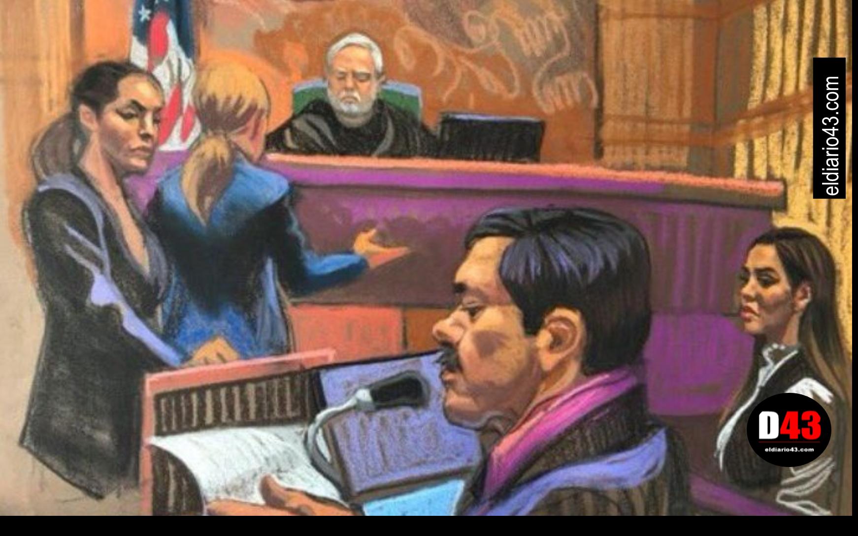 El Chapo es condenado a cadena perpetua en EU; no se hizo justicia, dijo Guzmán Loera