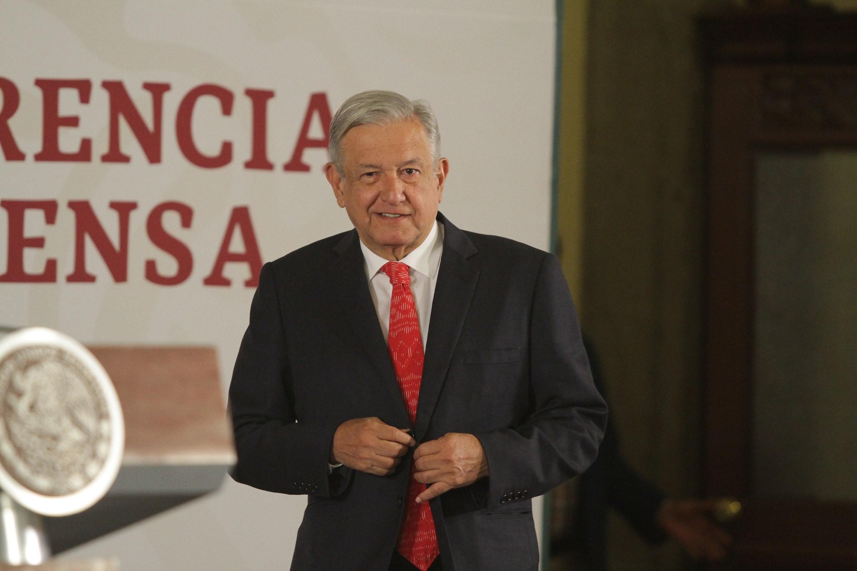 📽 Conferencia matutina de López Obrador