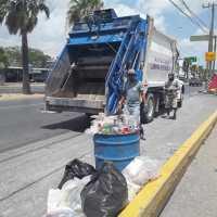Este jueves 22 el Sector Central tendrá servicio de recolección de basura