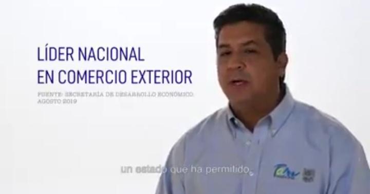 """' En Tamaulipas se avanza y en 🇲🇽 México se siente """" 👉 Tercer informe de Gobierno de Cabeza de Vaca"""