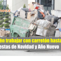 Carretoneros solicitan prórrogaen Reynosa