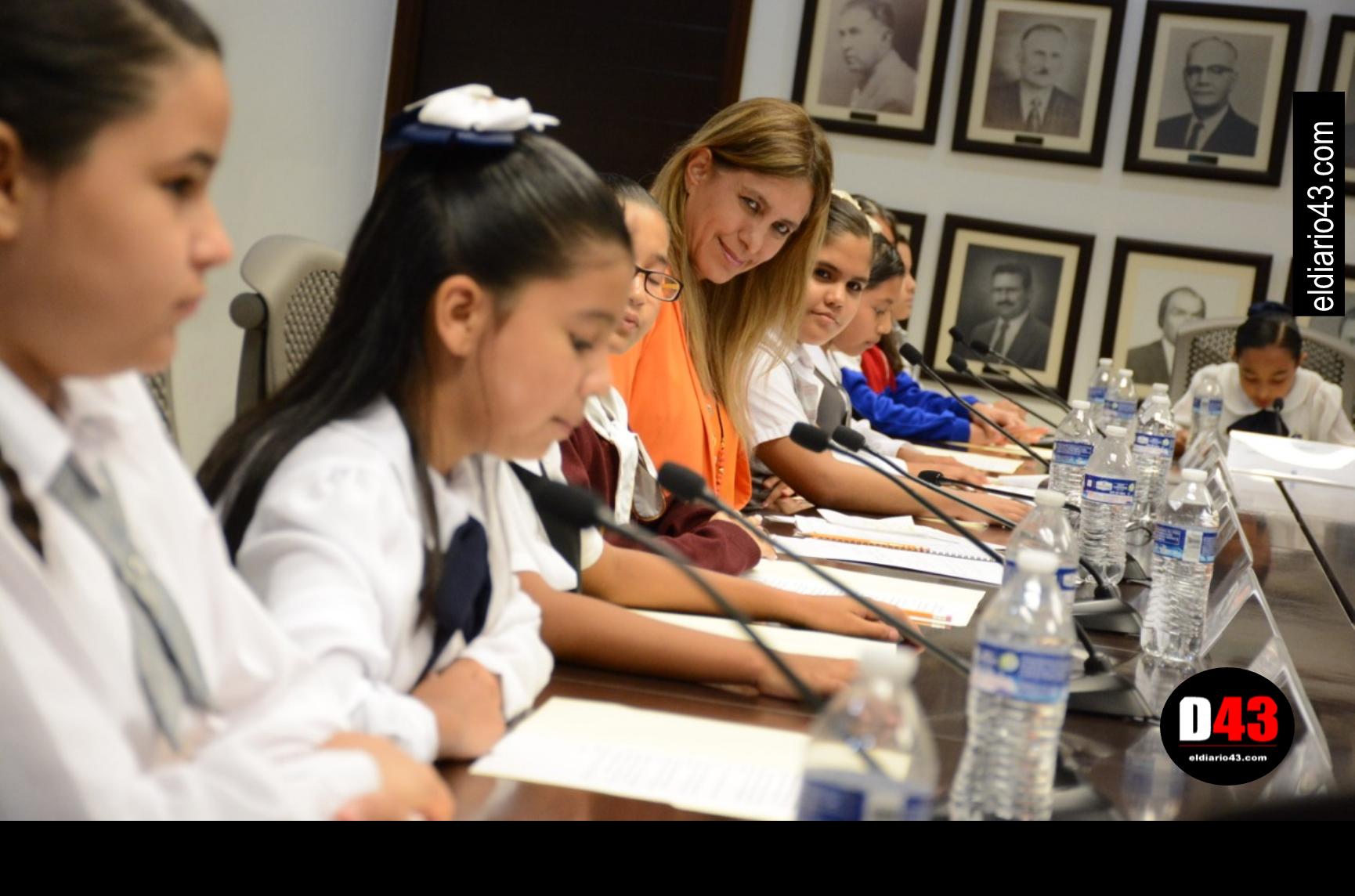 Invita Municipio a estudiantes a participar en Cabildo Infantil 2019