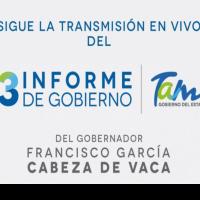 🔴Tercer Informe de Gobierno FGCV