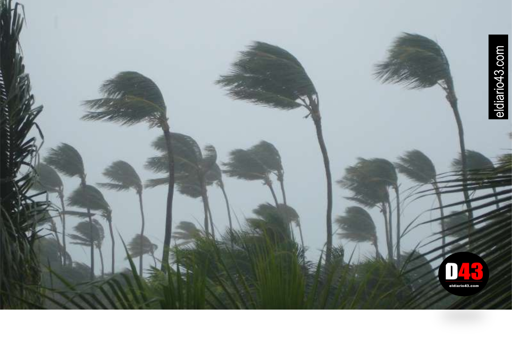 La tormenta Jerry se convierte en huracán y mantiene bajo alerta al Caribe