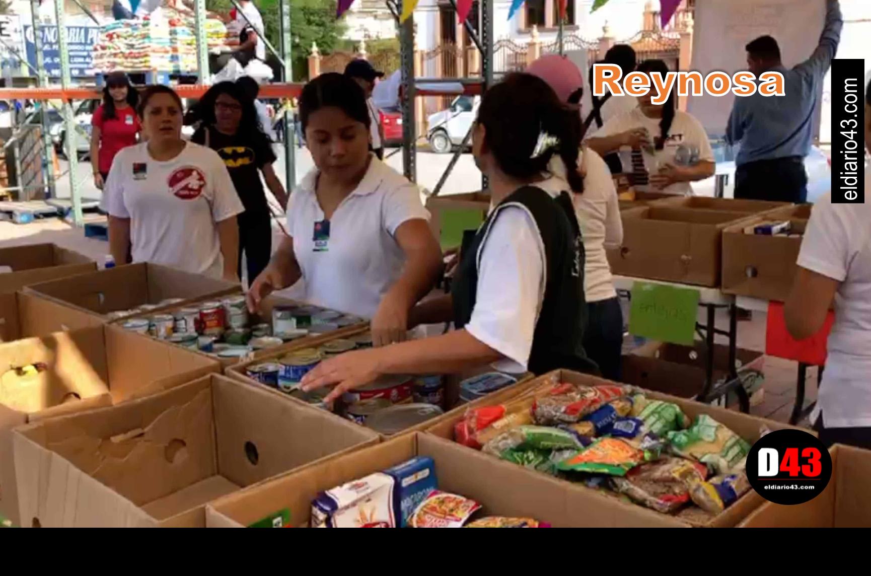 Invitan  'Hambretón' para familias necesitadas de Reynosa