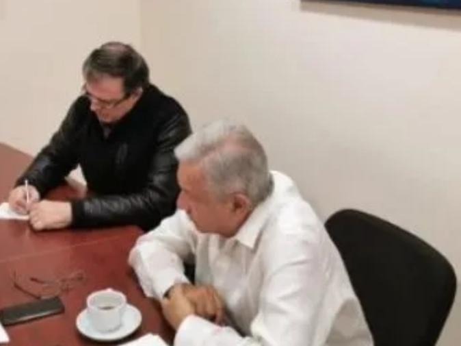 Trump expresa su solidaridad a AMLO por violencia en Culiacán