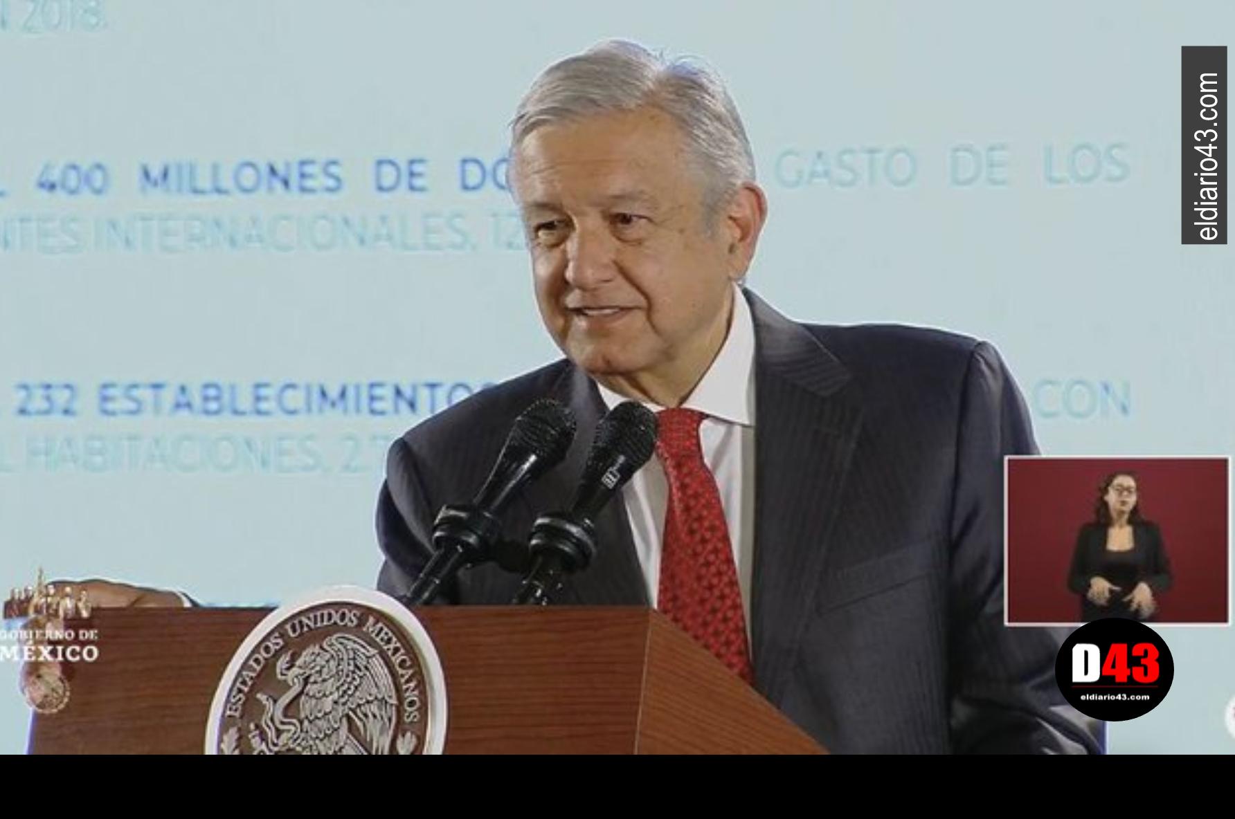 López Obrador celebra aprobación de revocación de mandato
