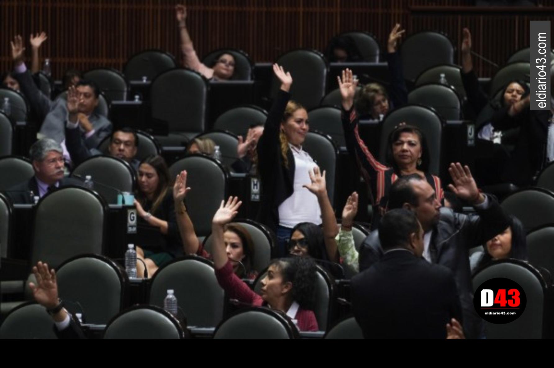 Diputados aprueban en lo general reforma en materia de facturas falsas