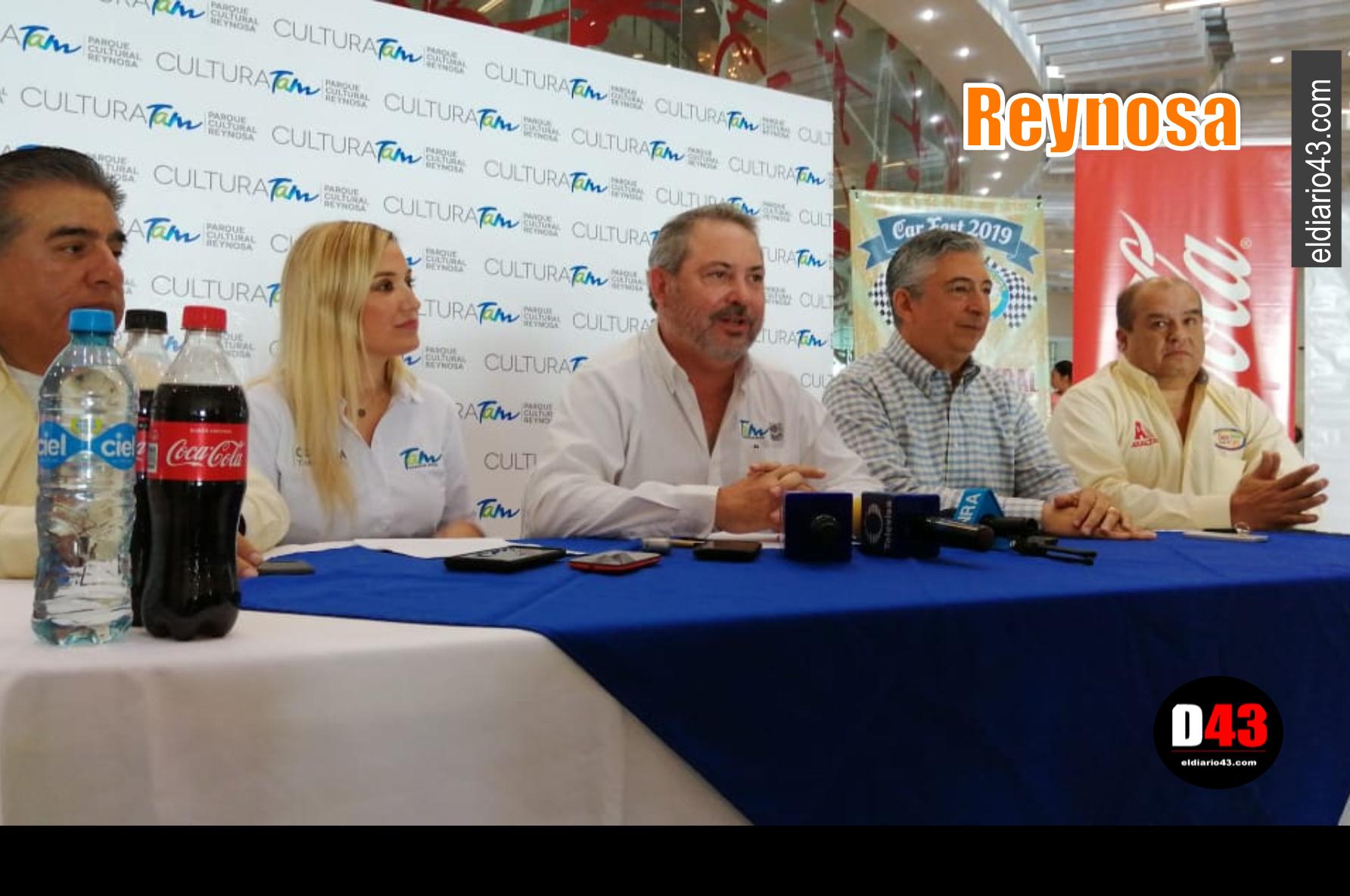 Llega a Reynosa Car Fest