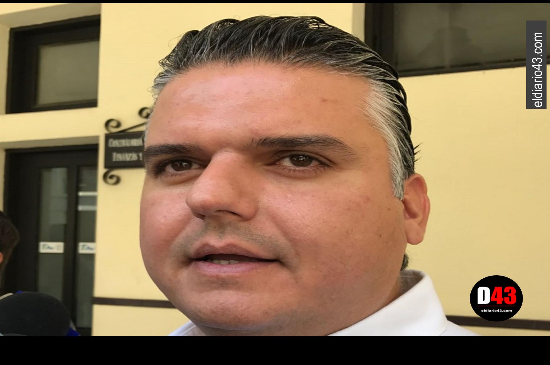 Renuncia Víctor Sáenz; va de asesor a zona norte del estado