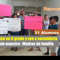 Urge maestro de 6 grado en primaria  Nissan 65 en Reynosa