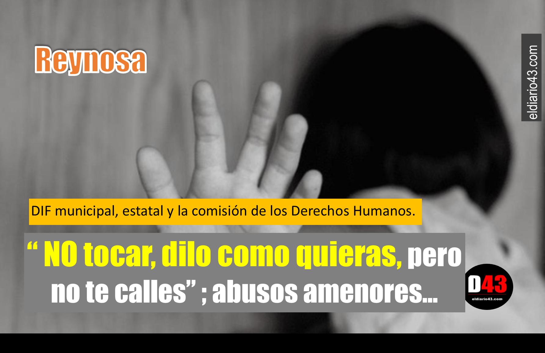 Implementan acciones para detener abusos contra menores