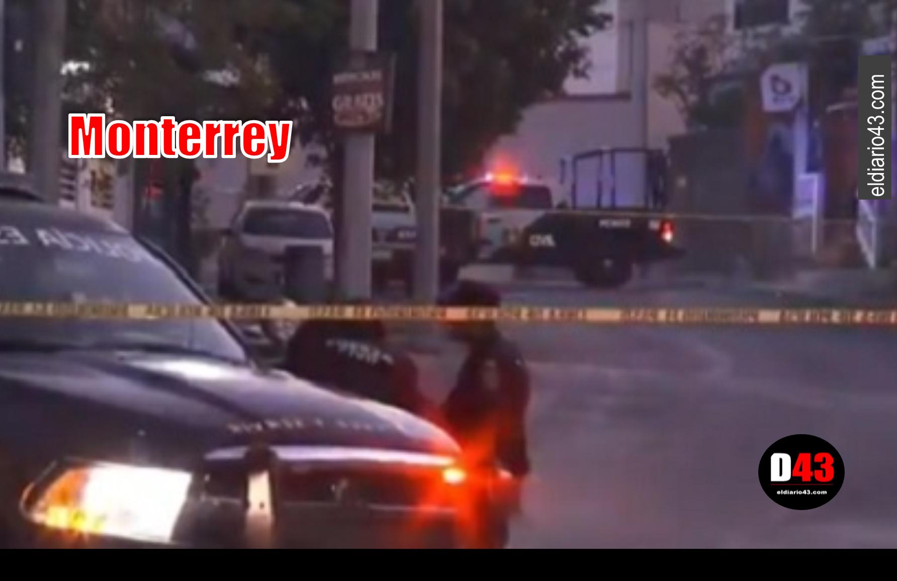 Hallan 7 bolsas con restos humanos en Monterrey