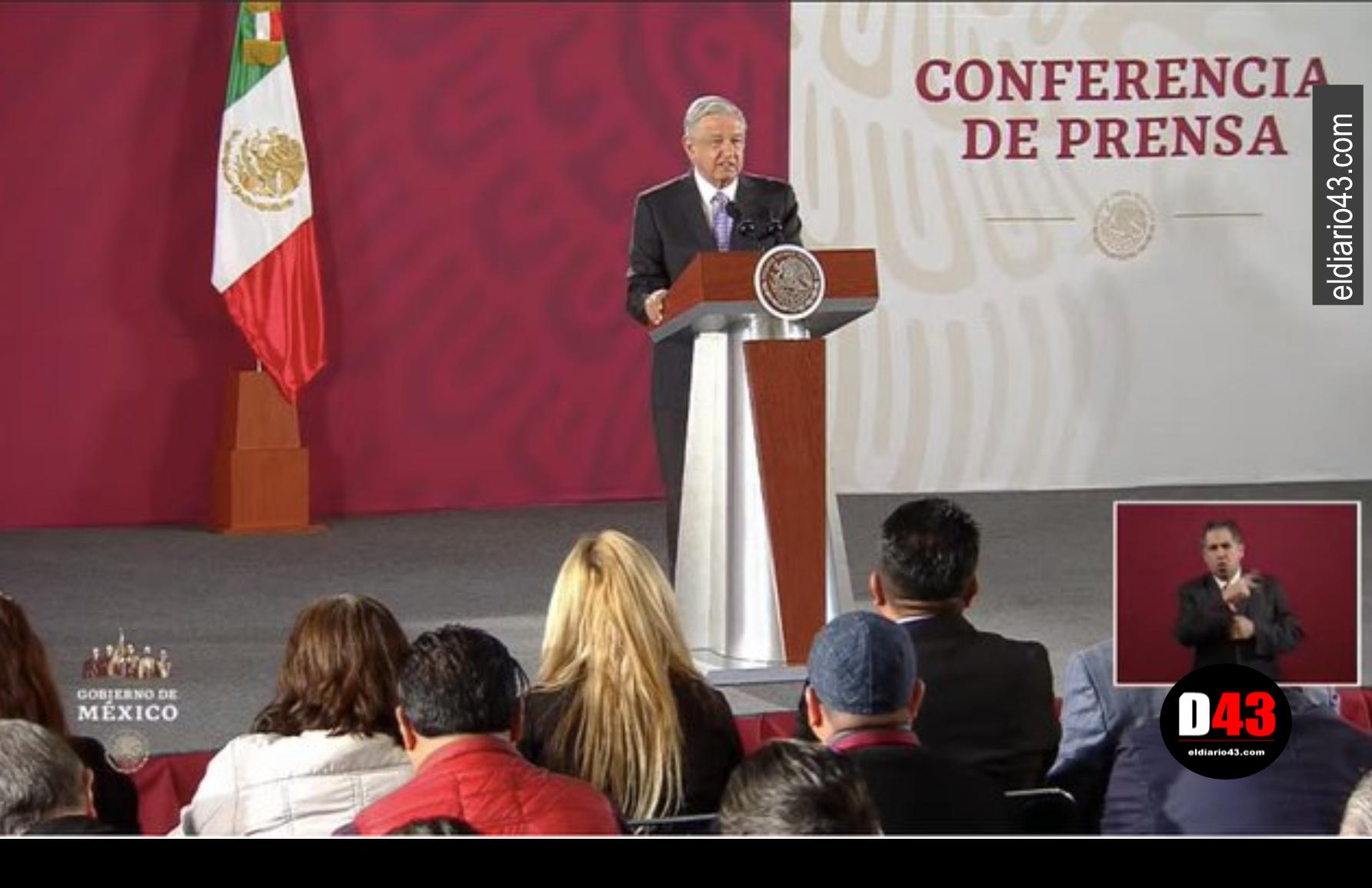 Estoy satisfecho; Rosario Piedra vivió en carne propia la desaparición: López Obrador