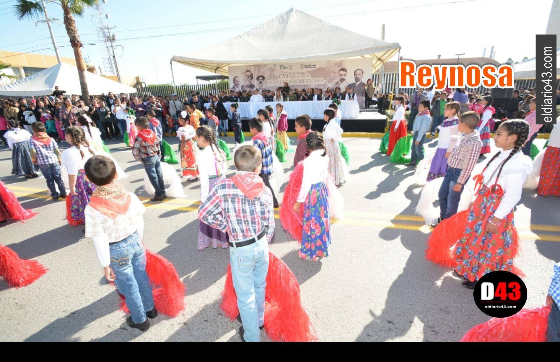 Invita Gobierno Municipal a Desfile Conmemorativo del CIX Aniversario de la Revolución Mexicana