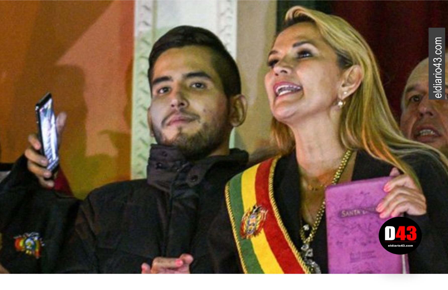 EU y Londres reconocen a presidenta interina de Bolivia