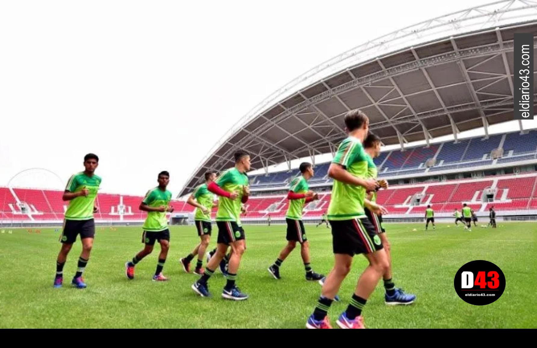 """¡Por tricampeonato! México Sub 17 es una gran oportunidad: """"Chima"""" Ruiz"""