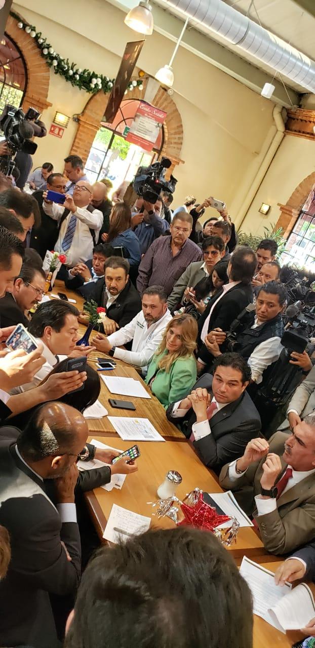 Agradece Maki dialogo a diputados para llegar a acuerdos para presupuesto 2020 para municipios de Mexico