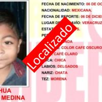 Aparece Yeshua, niño robado de las manos de su hermana en Veracruz