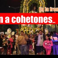 """""""Queda totalmente prohibido"""" el uso de pólvora y cohetones en la iglesia:Obispo de Matamoros"""
