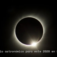 El calendario astronómico para este 2020 en México